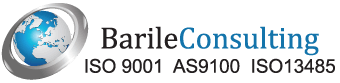 ISO 9001 : ISO 13485 : AS9100 : Barile Consulting Services LLC