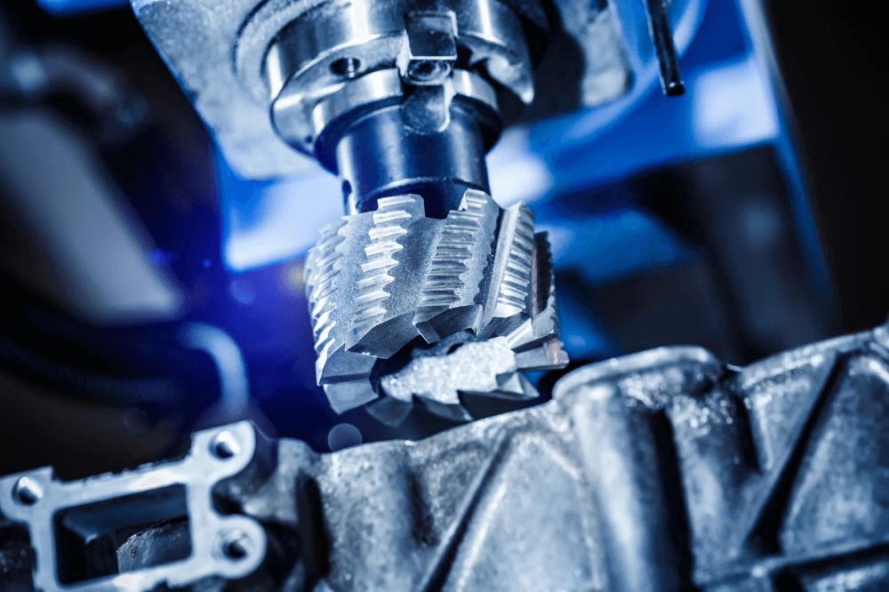 AS9100D-certified CNC machining