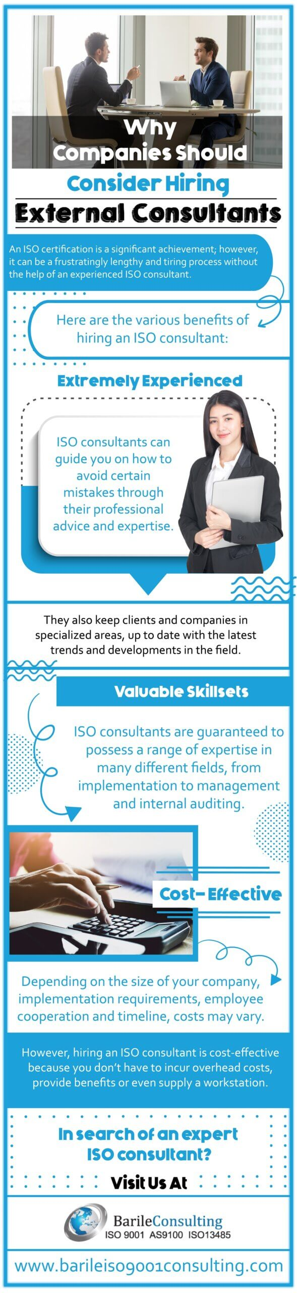 Why companies should consider hiring External consultant