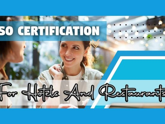 ISO CERTIFICATION FOR HOTELS AND RESTAURANTS
